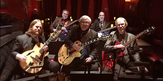 FEBRUARY 18, 2018 ENORMOUS GUITAR